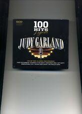 JUDY GARLAND - 100 HITS - LEGENDS - 5 CDS - NEW!!