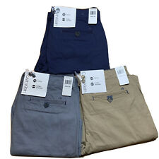 Calvin Klein Men's Stretch Flexible Waistband Chino Pants Size & Color VARIETY