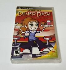 Diner Dash: Sizzle & Serve (Sony PSP, 2007)