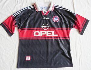 BAYERN MUNICH Adidas Home Shirt 1997/98 (XL)