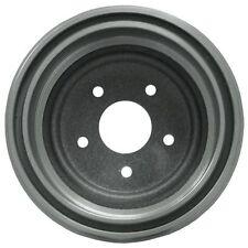 Brake Drum-Base, VIN: W, GAS, OHV, 4WD, FI, MFI, Natural, Vortec, 12 Valves Rear