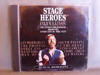 Colm Wilkinson/ LPO/ Mike Batt- Stage Heroes WIE NEU