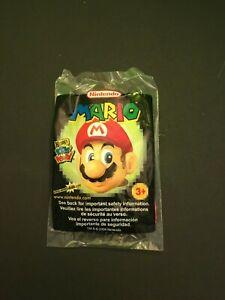 Wendys Nintendo  Mario  NIP