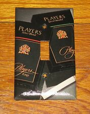 VINTAGE STYLE PLAYER'S KINGS Select Blend CIGARETTES LIGHT SWITCH COVER PLATE