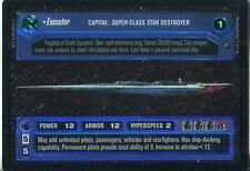 Star Wars CCG Reflections I Foil Card Executor