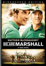 We Are Marshall (DVD,2006)