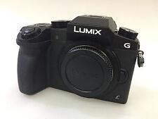 Panasonic LUMIX DMC-G7 16.0MP appareil photo numérique (Boîtier seulement) - Noir