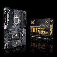 Asus TUF B360-PRO GAMING WIFI Motherboard CPU i3 i5 i7 LGA1151 Intel DDR4 VGA