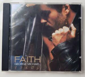 George Michael Faith CD Album 1987
