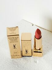 YSL Rouge Pur Couture The Mats #214 Wood on Fire Yves Saint Laurent