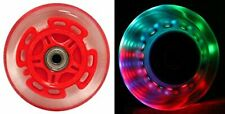 Light Up Led Visibility Scooter Wheel Replacements for Razor & A2 - 100mm (2ct)