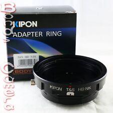 Kipon Hasselblad V mount CF lens to Nikon F Tilt & Shift Adapter for D3X D4 D800