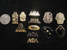 Alpha Phi Alpha Lapel Pins Various Designs Look at the Pics