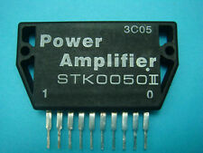 10 SANYO OUTPUT STAGE OF POWER AMPLIFIER STK0050-II