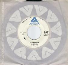 THE KINKS  Sleepwalker  rare promo 45 from 1977
