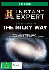 Instant Expert - A Quick Guide To The Milky Way (DVD, 2011) Region 4