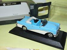 BUICK 1955 Bleu & Blanc NEW RAY