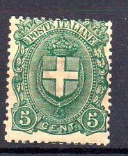 1897 REGNO 5 CENTESIMI LINGUELLATO C/7788