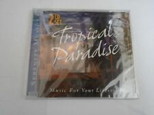 Various Tropical Paradise CD SERENITY MUSIC NEW 2 CD SET