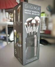 Genuine Sigma Sigmax MR. Conejo esencial cepillo conjunto de 8 Artículos de Viaje Estuche De Cuero
