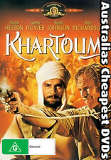 Khartoum DVD NEW, FREE POSTAGE WITHIN AUSTRALIA REGION 4
