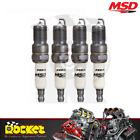 MSD Iridium Spark Plug 1IR6Y Resistor Type - MSD3714
