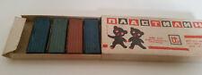 SOVIET USSR RUSSIA  PLASTICINE RARE 50s 60s  TOY GAME CHILDREN ART KIDS COLORS