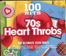 100 Hits - 70s Heart Throbs - 5CD
