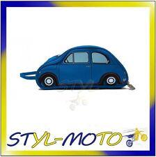 FISE02_B FIAT 500 ASTUCCIO NYLON FIAT BLU UFFICIALE ORIGINALE
