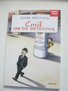 """""""Emil und die Detektive""""  als Sonderausgabe McDonald """"Happy Meal"""" 2020"""