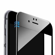 iPhone 8 Plus 3D FULL COVER Panzerglas Save Hardscreen Panzerfolie SCHWARZ