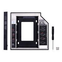 CD/DVD-ROM Adapter Hard Drive Caddy New Adapter E6500 E6400 2ND HDD E6410