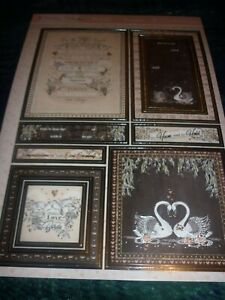 HUNKYDORY THE PERFECT COUPLE GILDED TOPPERS A4 CARDS D/S PAPER INSERTS ENVELOPES