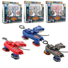4D Launcher Grip Beyblade Set Rare Metal Master Fusion Top Rapidity Fight Toys