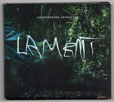 Einsturzende Neubauten - Lament  (CD 2014)   Digipak