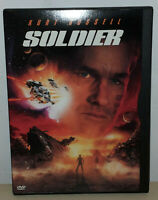 SOLDIER - SNAP - ENGLISH - DVD