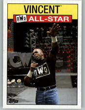 2016 WWE Heritage NWO/WCW All Star #6 Vincent