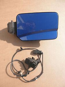 VW Amarok V6 Facelift Fuel Tank Cap Flap Adblue 2H6809905C Ravenna-Blue LA5W