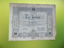 More details for hungary - 10 forint 1848 - banknotes