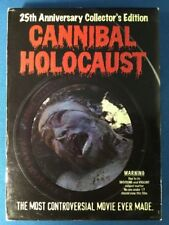 25th Anniversary - Cannibal Holocaust Numbered Edition (DVD,2-disc)-1833-51-017