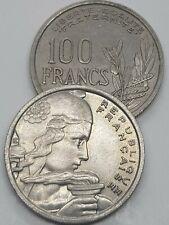 100 Francs Cochet (1954-1958) Choisissez Année & Etat !