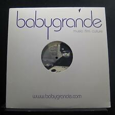 "Outerspace - Top Shelf / Fire And Ice 12"" VG+ BBG-SI-40 Babygrande 2004 Record"