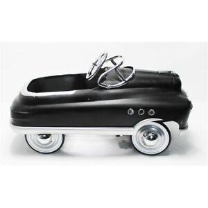 Comet Pedal Car - Flat Black