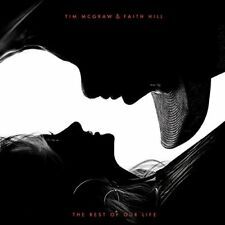 Tim McGraw & Faith Hill - The Rest of Our Life - CD - Brand New