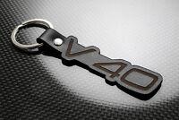 Volvo V40 Leather Keyring Keychain Schlüsselring Porte-clés R Design Sport D3 D4