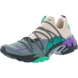 Reebok Mens Trideca 200 Mesh Fitness Trainers Running Shoes Sneakers BHFO 5048