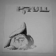 "Vinilo 7"" Krull – Hasta El Limite"