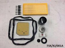 Small DOUBLE PLATINUM Service KIT Jeep Cherokee XJ 4.0L 1997-2001  FSK/XJ/001A