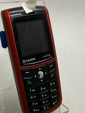 Untested Sagem My212x Mobile Phone