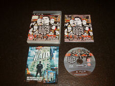 SLEEPING DOGS Sony PlayStation 3 PS3 Game